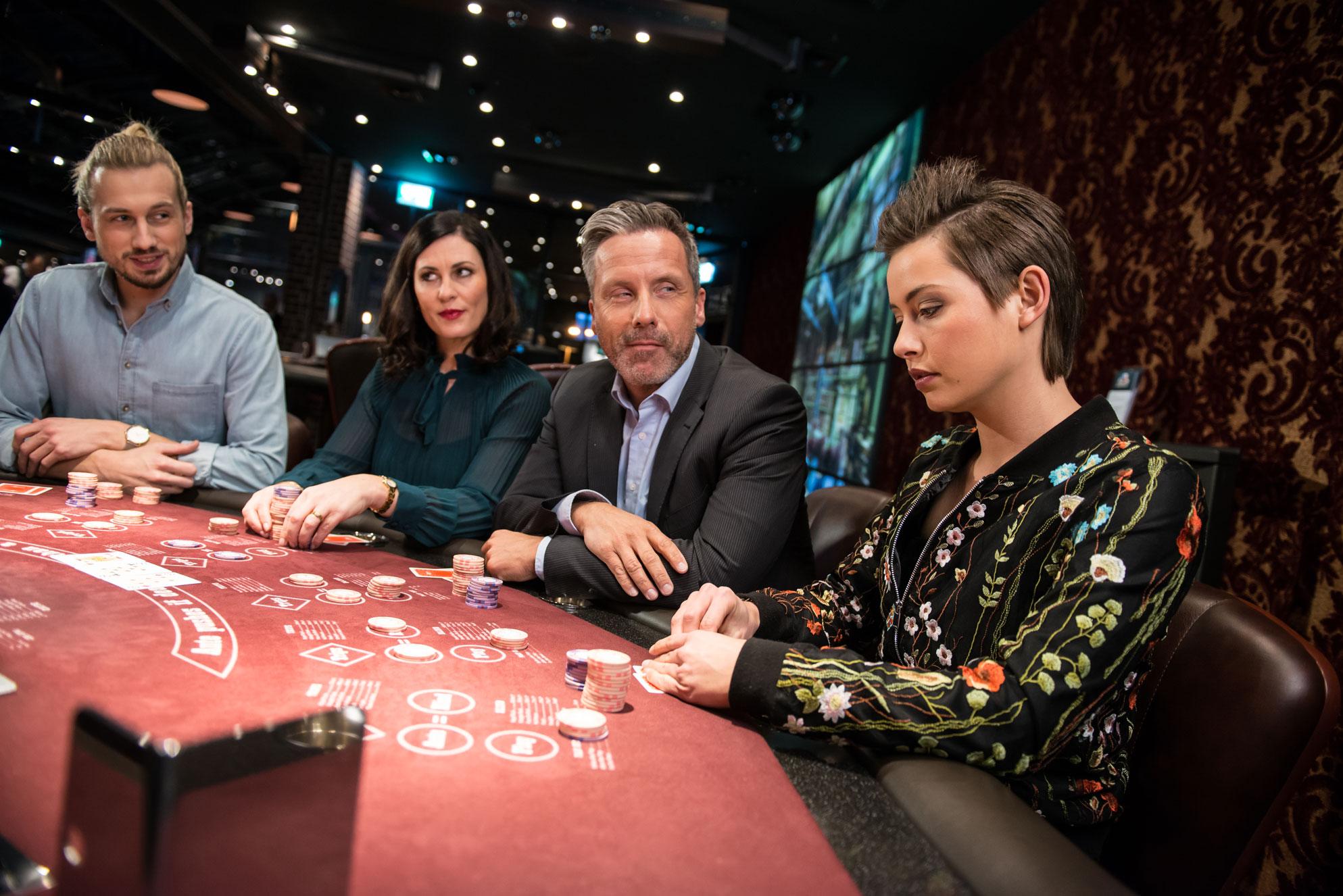 Black Jack im Casino Schenefeld - Casino Schenefeld