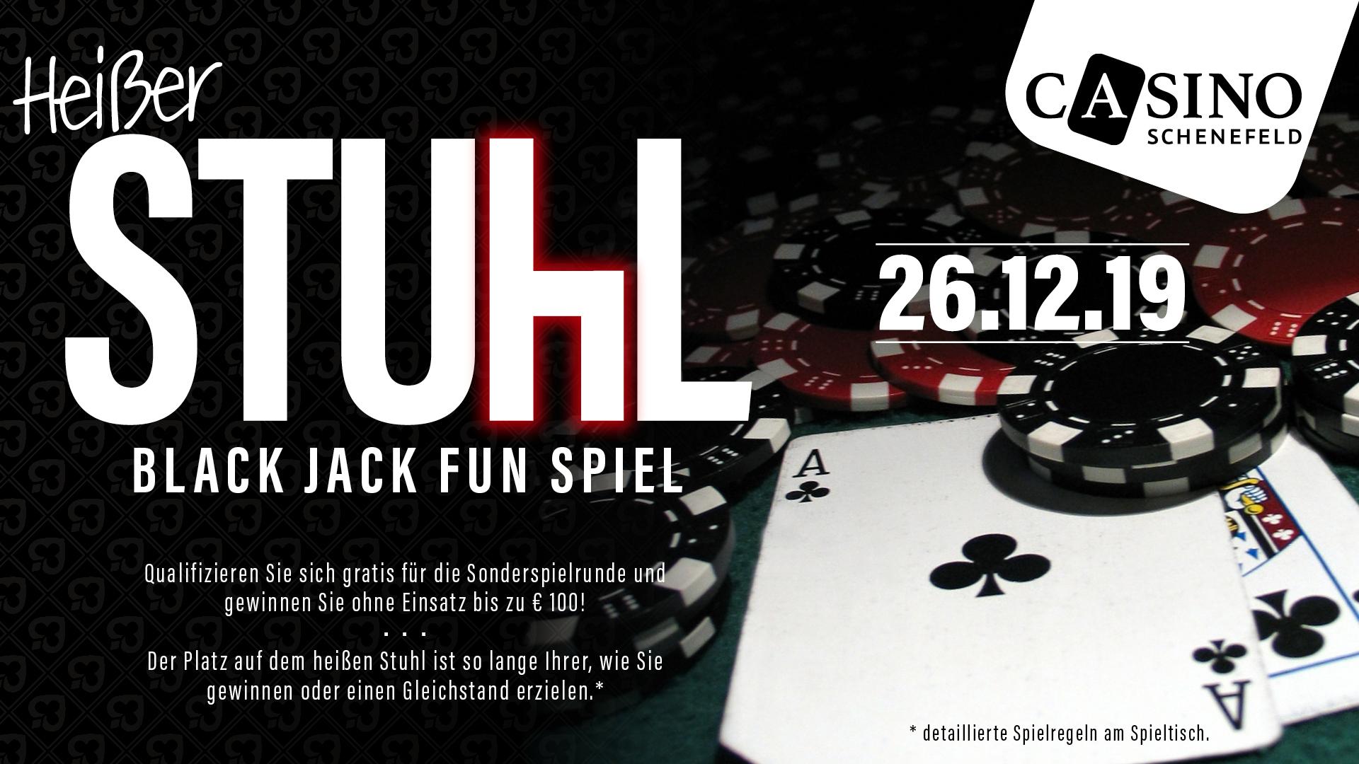 Casino Stuhl
